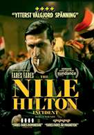 Bild på dvd-omslaget till The Nile Hilton incident