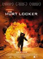 Bild på dvd-omslaget till The hurt locker