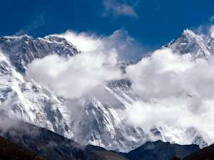 Himalaya och Mount Everest