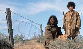 Ur filmen Rabbit-proof fence